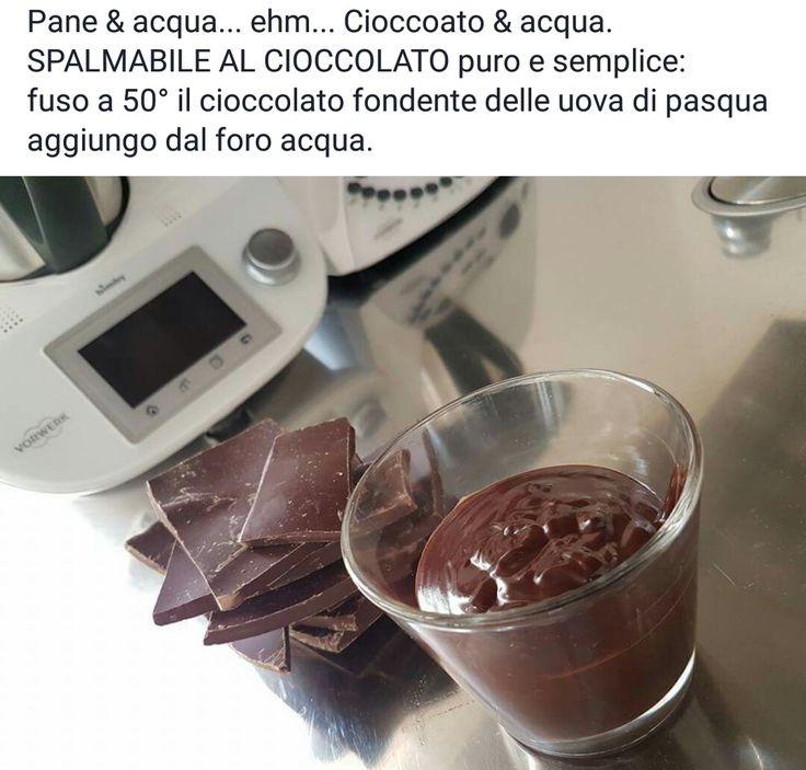 Crema spalmabile al cioccolato