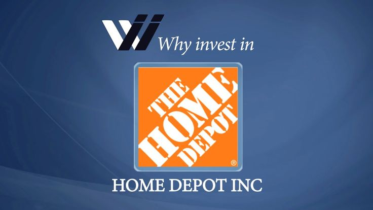 Home-Depot-IncThe - Why Invest in