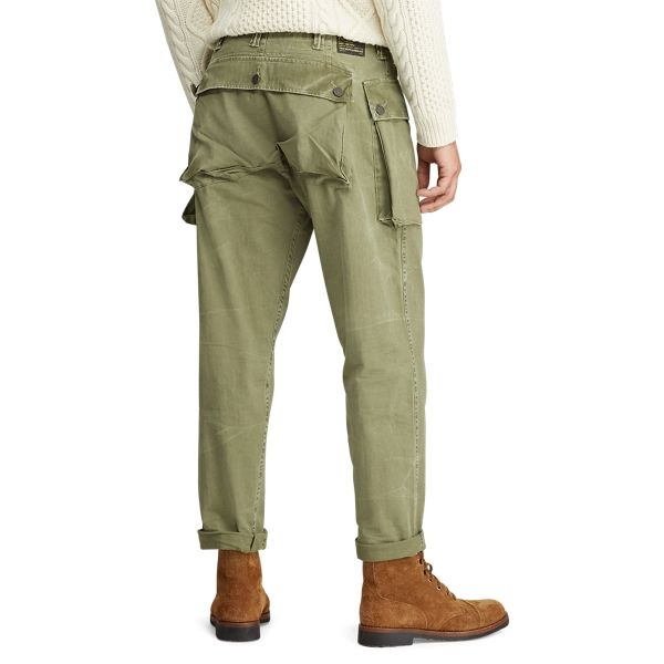 Relaxed Fit Surplus Pant In 2021 Mens Pants Fashion Twill Pants Cargo Pants Men