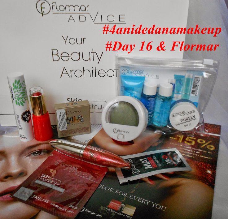 danamakeup.ro: #4anidedanamakeup ziua 16 cu Flormar