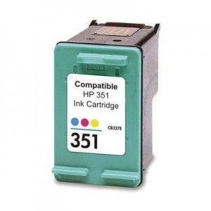 Tinta Compatible HP Nº 351 XL / CB338EE Tricolor Bajamos los precios.Comprar Cartuchos de Tinta HP Nº 351XL Compatibles en inkPrinted. Estarás ahorrando dinero en un Producto de Primera. Calidad garantizada.