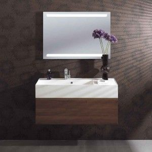 Sleek handleless design Soft close Blum drawer runners Durocoat Cast Mineral Marble Basin is not only stylish but easy to clean, durable and stain resistant  Comes fully assembled & complete with wall brackets 5 year huarantee