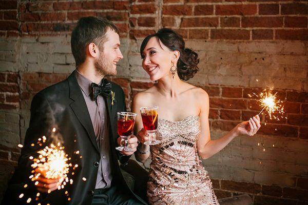PostScriptum Photo: Золотое настроение в канун Нового Года!