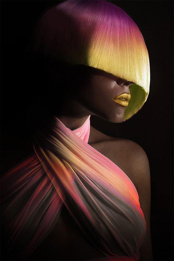 Hair art / Irodori by Jorge Desancho ~ David Darnal Photography