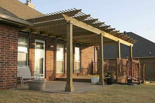 Патио – достойното място за почивка в двора - GRADINAR.net