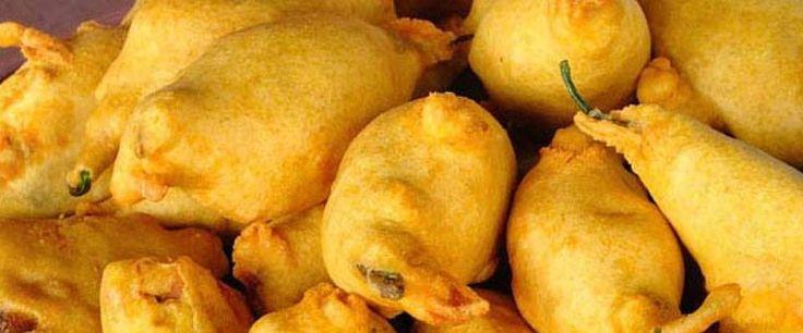 Mirchi Vada- spicy Rajasthani snack