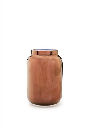 Bottle Small Copper Vase | Home Accessories