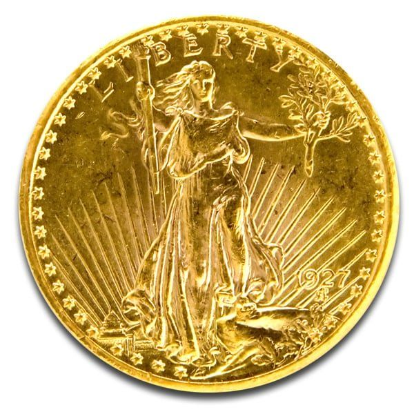 Buy 20 Saint Gaudens 1933 Double Eagle Coin Online Money Metals Silver Coins For Sale Gold Eagle Coins Gold Coins
