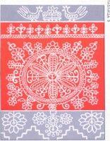 Karelian embroidery (Gallery.ru)