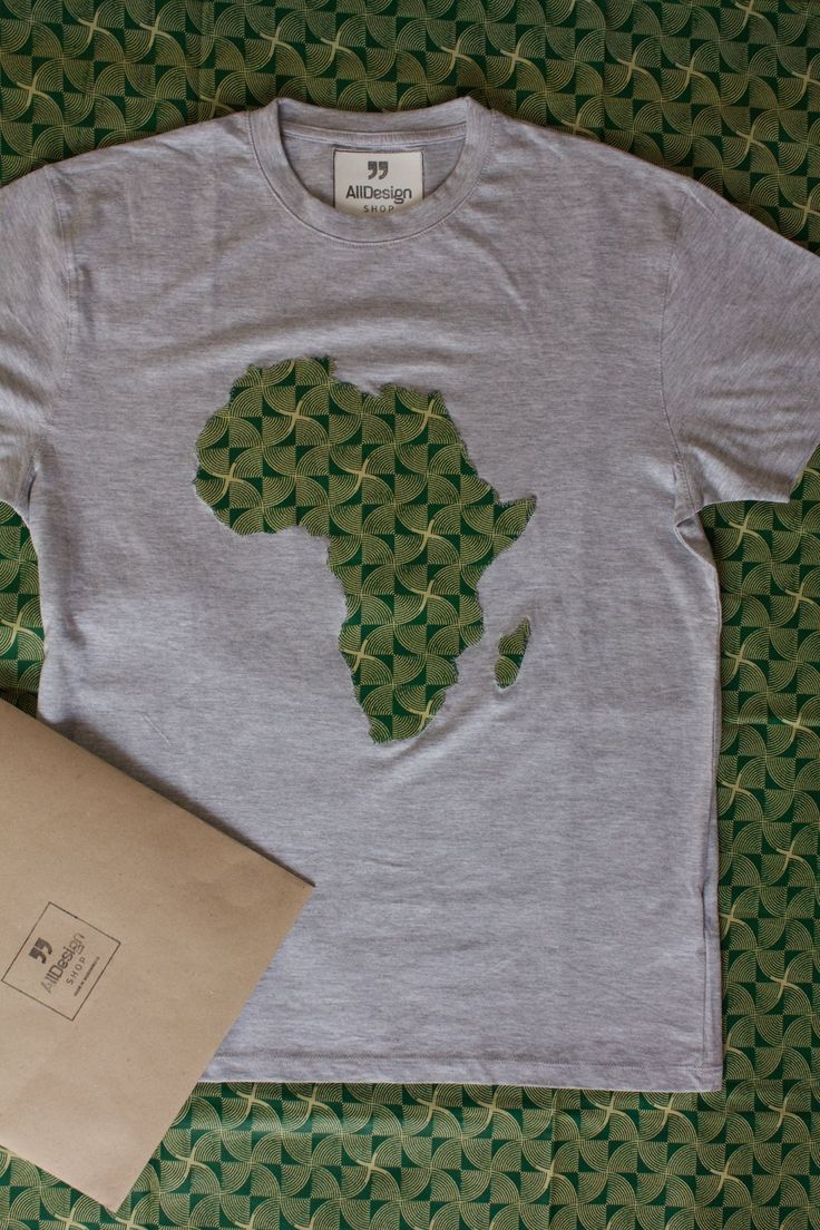 Africa Map Mozambique%0A Beautiful mix of ankara fabric in this  TShirt  Oxukuru means thank you