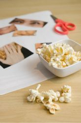 Kindergarten The 5 Senses Activities: Popcorn Science for All Five Senses!