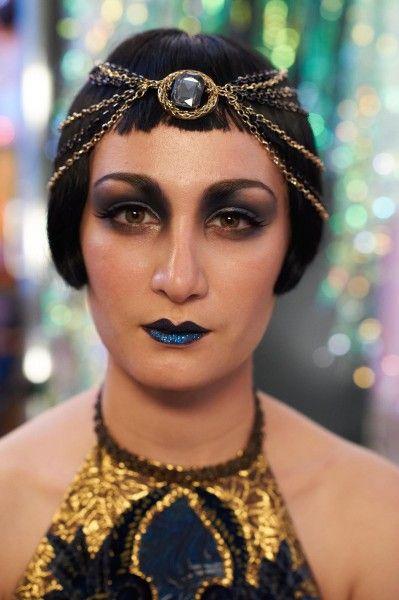 Flare Magazine: The Great Gatsby's Maurizio Silvi - Makeup Designer