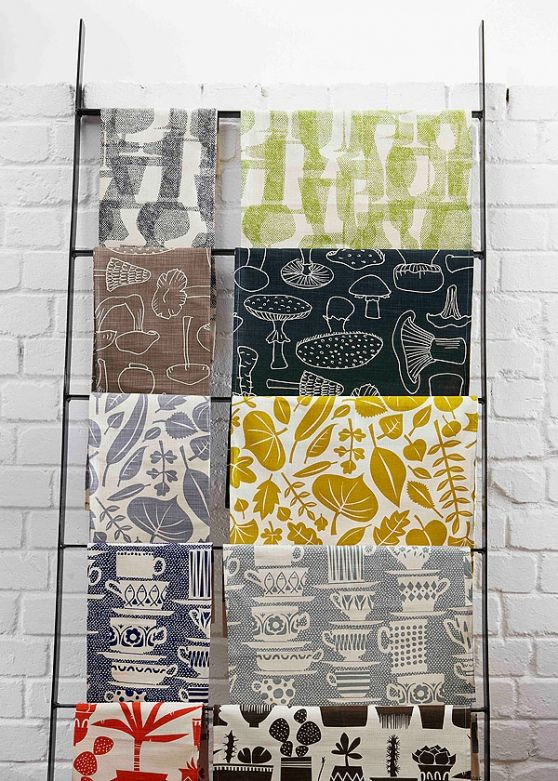 Love the patterns of the Skinny laMinx tea towels & fabric from their Cape Town store. http://skinnylaminx.com/shop (via Decor8blog.com)