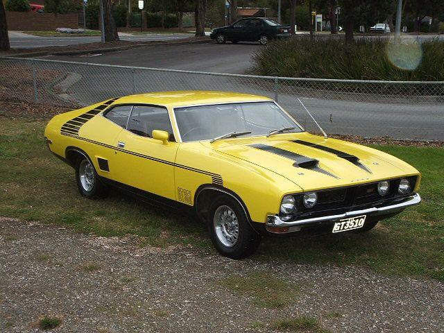 ford falcon xb 1973 года выпуска