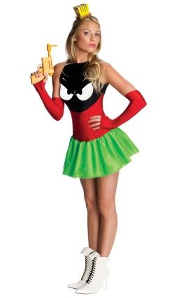 Costume de Miss Marvin™ - Marvin le Martien™