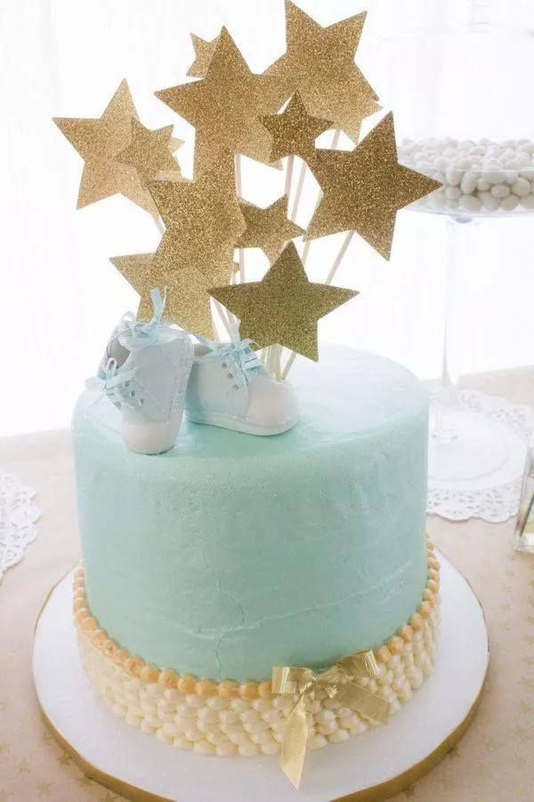 For the little one #cake
