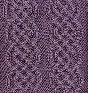 Celtic Braid knit stitch pattern. someday I want to learn to knit