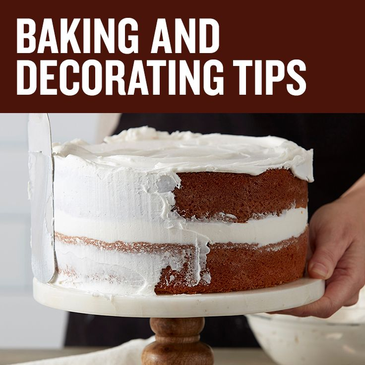 Cake Decorating Hacks : 277 best Cake Hacks & Baking Tips images on Pinterest Cookie decorating, Decorating tips and ...