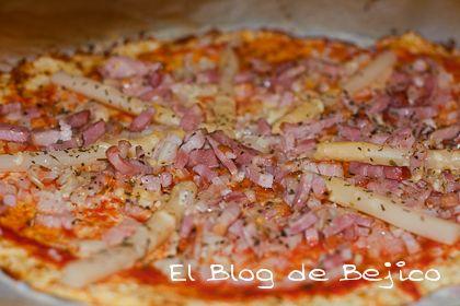 Pizza con base de coliflor. « recetas-y-trabajos-px - La Coctelera