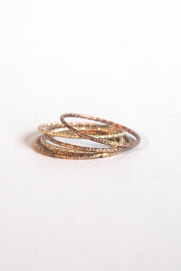 NATALIE MARIE FACETED BAND available in 9CT YELLOW GOLD