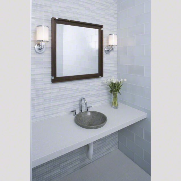 i think this modern bathroom tile design ideas from ann sacks can be a perfect inspiration for youwhen it arrives to minimally the largest part amazing