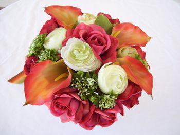 Flowers Silk Flowers Wedding Theylastalifetime Flower Wedding