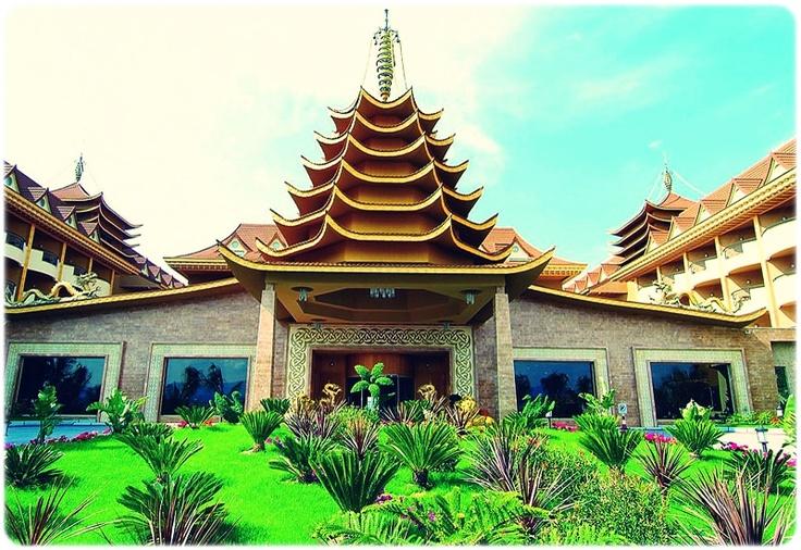 Royal Dragon Hotel - Side / Antalya >> http://tr.otel.com/hotels/royal_dragon_hotel_side.htm?sm=pinteresttr