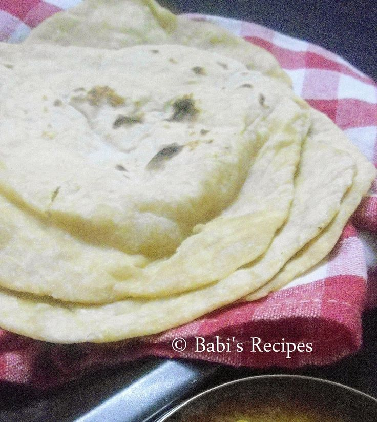 how to make roti for babies