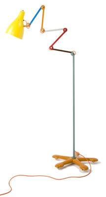 Mirobolite Floor lamp - H 120 to 260 cm by Tsé-Tsé Expensive but I love the colours!