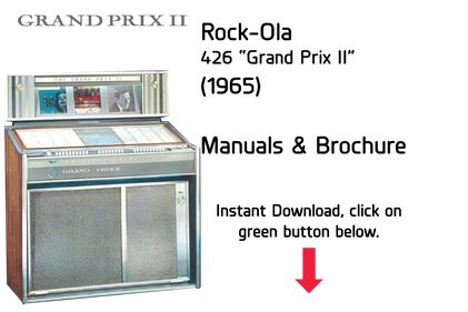 rock ola 426 grand prix ii 1965 manual jukebox manual available 15 download at. Black Bedroom Furniture Sets. Home Design Ideas