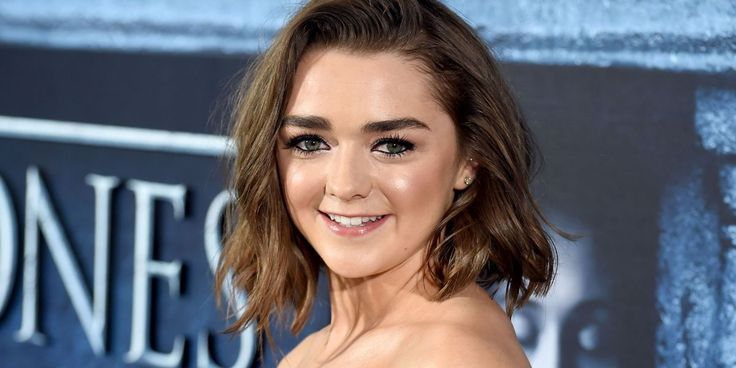 Game of Thrones, actress, Maisie, ask for clothes donation advice. Good for you!