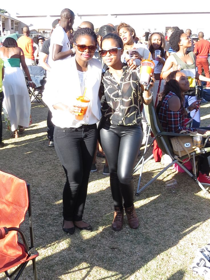 White, shades, leather; Homecoming Picnic, Centurion