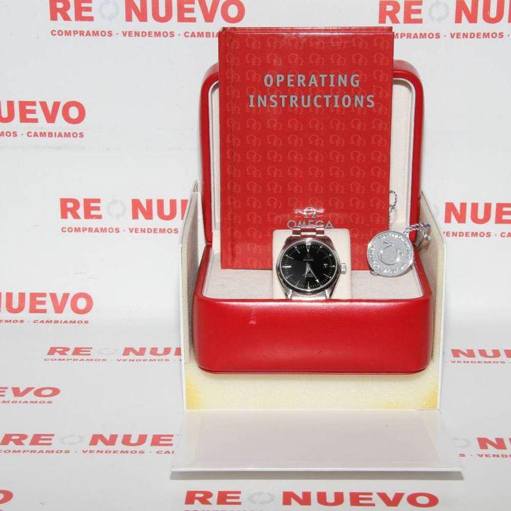 Reloj OMEGA SEAMASTER AQUA TERRA CO-AXIAL de segunda mano   Tienda online de segunda mano  #Omega #relojes