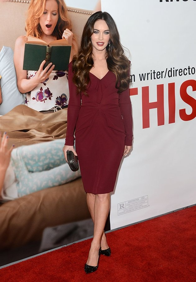 """Premiere Of Universal Pictures' """"This Is 40"""" - Arrivals: Megan Fox"""