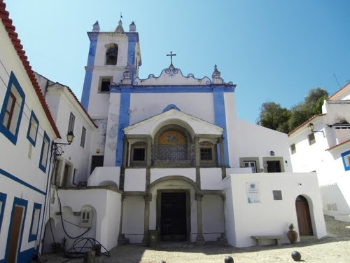Brotas, Évora, Portugal - Igreja Paroquial de Nossa Sra de Brotas