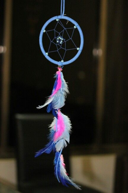 Dreamcatcher, inspired by ocean waves, created by dreamstudiomumbai