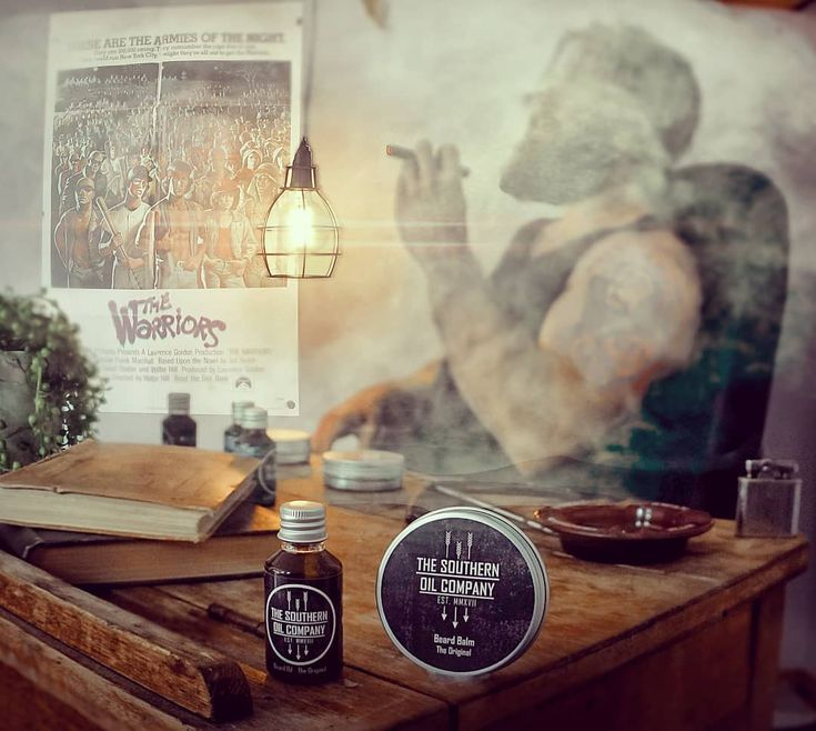 Give your beard a healthy shine with our beard care range.