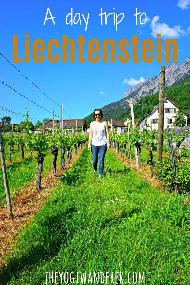 Zurich To Liechtenstein Day Trip Top 7 Things To Do In Vaduz The Yogi Wanderer Trip Europe Travel Travel Through Europe