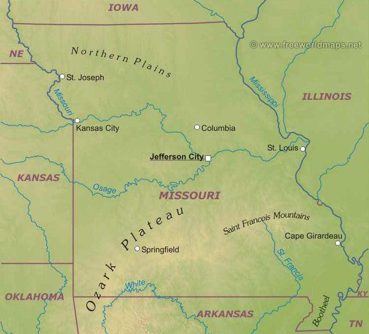 Миссури штат : флаг штата Миссури Миссури (англ. Missouri) — штат на Среднем Западе США, 24-й штат в составе федерации. Население 5 595 211 человек (по этому показателю Миссури занимает 17-е место в стране; данные 2000 г.). Этнический состав: немцы — 23,5 %, ирландцы — 12,7 %, «американцы» — 10,5...