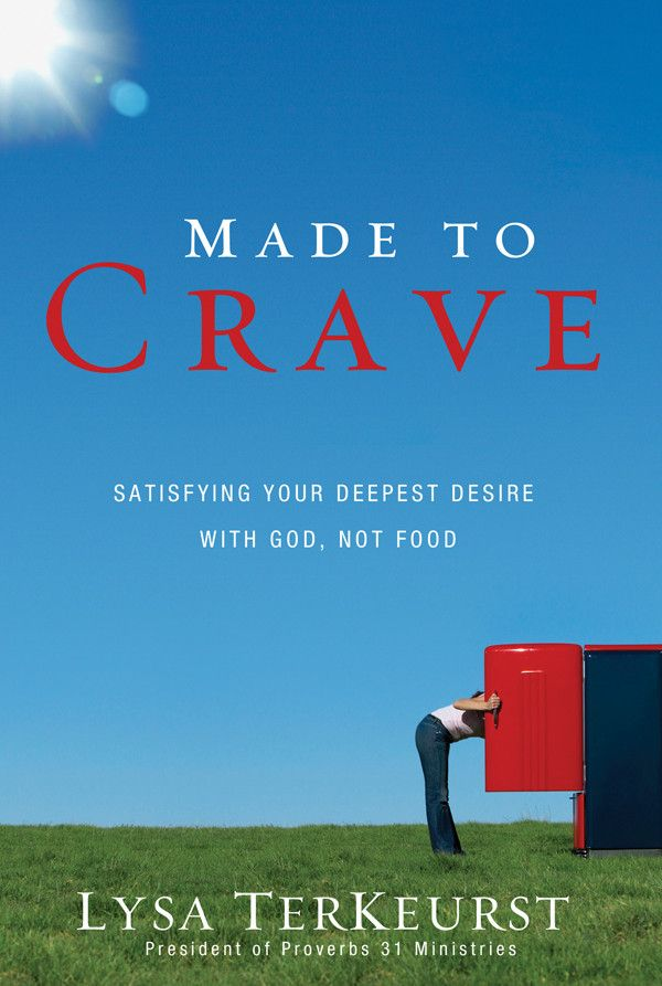 Made To Crave (Book)...the next P31 online Bible study...on sale now at the P31 bookstore!