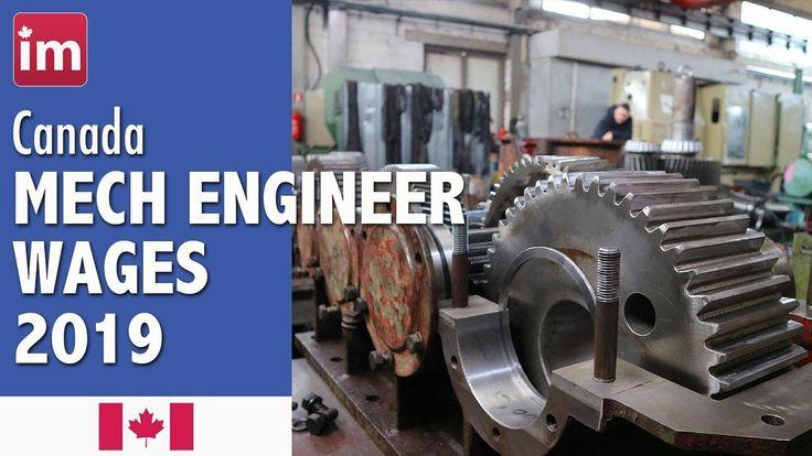 Mechanical Engineer Salary in Canada Jobs in Canada