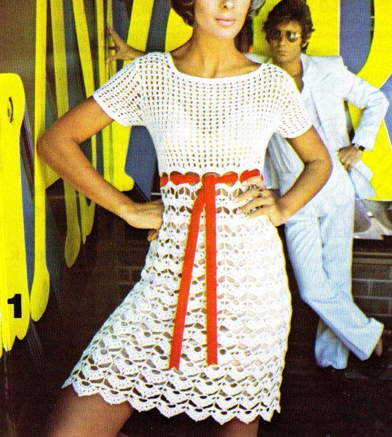 188 besten crochet dress pin it Bilder auf Pinterest | Kleidung ...
