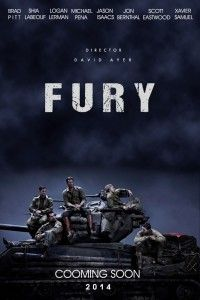 Read the Review Below and Watch Fury Online * Director: David Ayer * Writer: David Ayer * Stars: Brad Pitt, Shia LaBeouf, Logan Lerman * Release : 17 October 2014 (USA) * Genre : Action | Drama | War * Runtime : 134 min