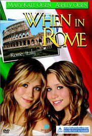 When In Rome Film Olsen Twins. Leila and Charli Hunter are in Rome to participate in a Summer Intern Program. After they begin their jobs, they are immediately fired due to careless mishaps. But Derek Hammond, who owns ...