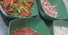 160 recetas fáciles y deliciosas. Relleno para tacos o fajitas, Relleno para tacos o fajitas de carne asada y muchas más