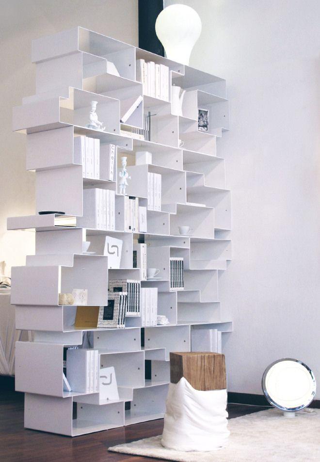 Oltre 1000 idee su divisori per scaffali su pinterest for Divisori di 77