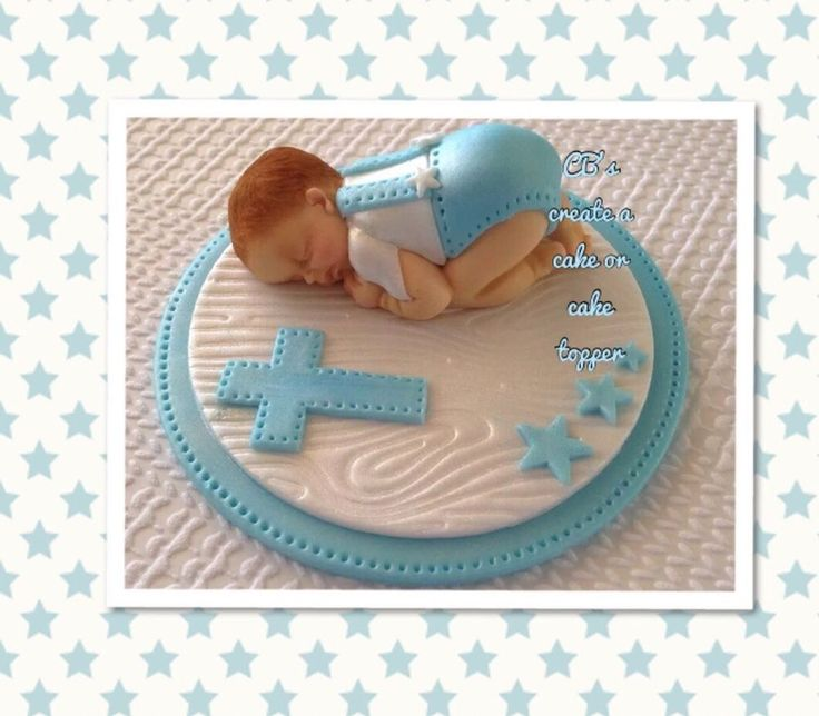 1000+ images about Baby Shower/Cake toppers/edible ...