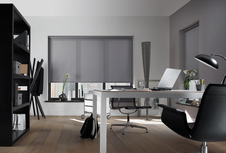 7 Mistakes To Avoid On Installing Office Blinds #rollerblinds #blinds #office #interiordesign