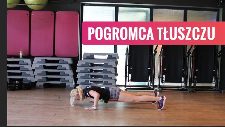 Trening cardio, trening cardio ze wzmacnianiem, trening spalający tłuszcz  Cardio workout;