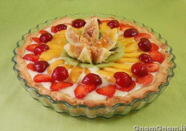 15 pin su ricette di crostata di frutta da non perdere for Frutta con la o iniziale